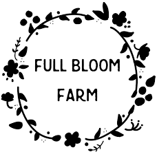 Full Bloom Farm Logo