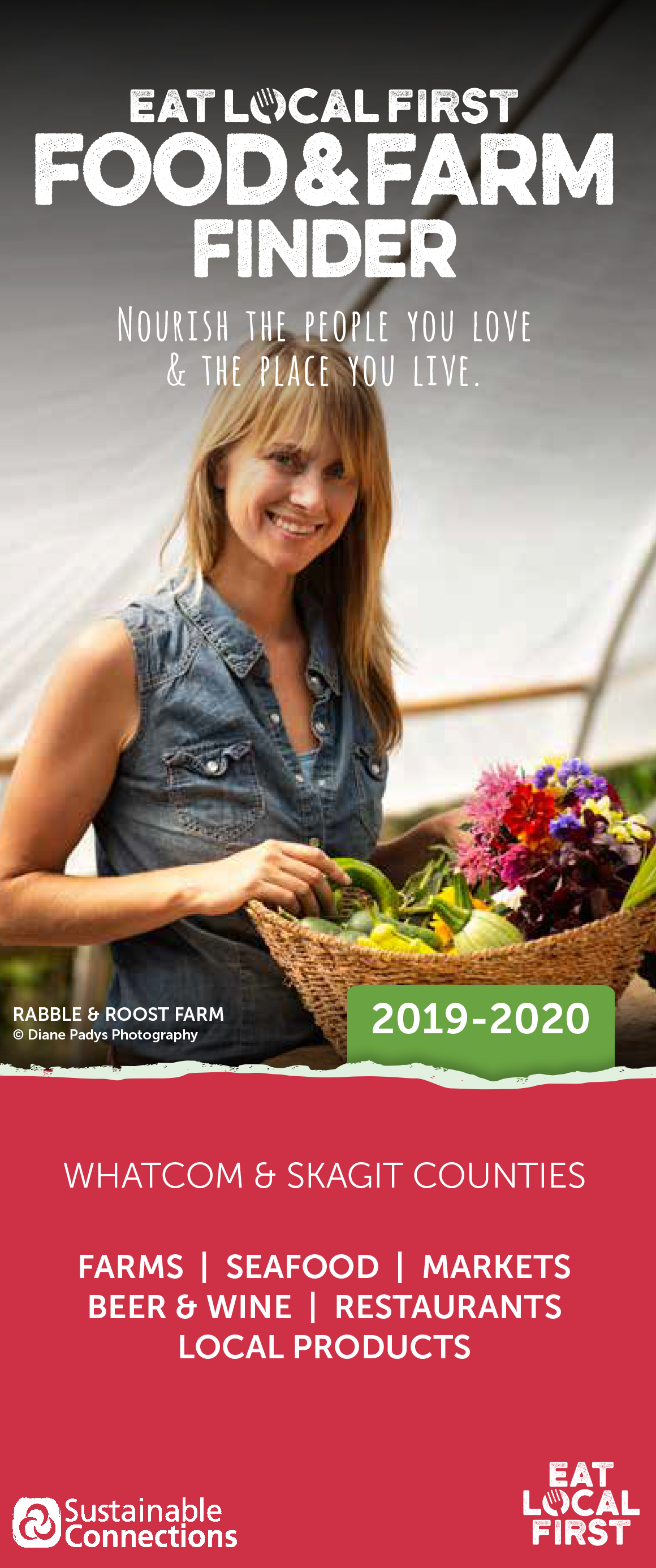 2019 Food and Farm Finder Cover