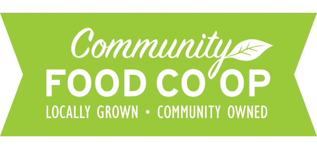 Community food coop logo