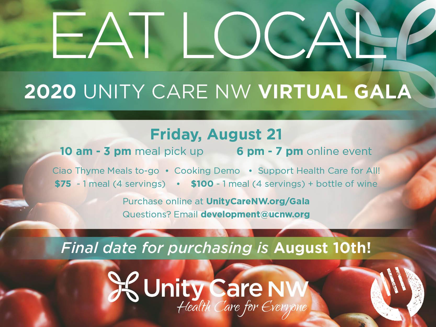 Unity Care Gala